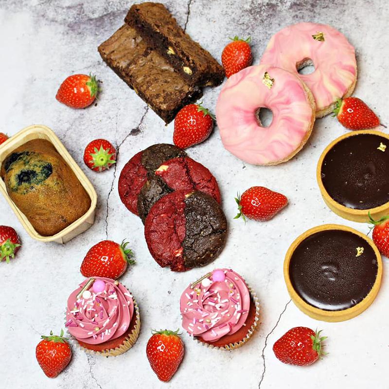 Moederdag sweets